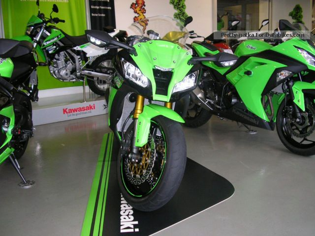 2013 Kawasaki  NINJA ZX-10R ABS Motorcycle Sports/Super Sports Bike photo