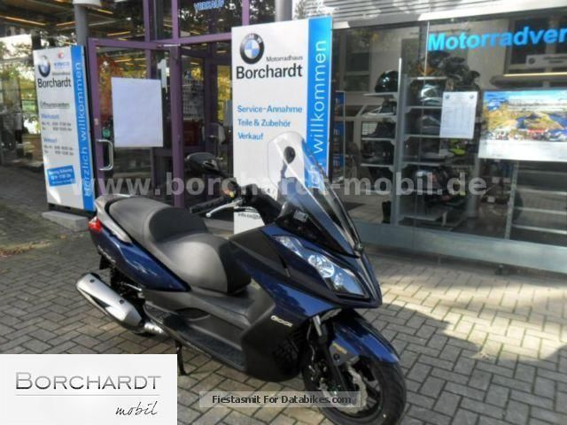 Kymco  Downtown 300i ABS 2013 Scooter photo