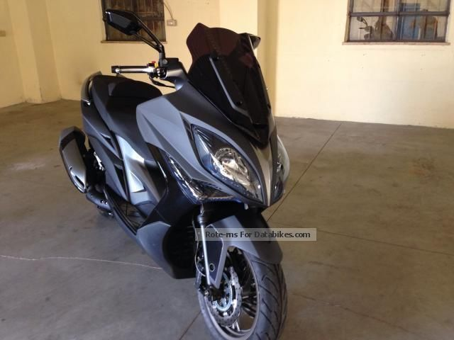 2012 Kymco  Xciting 400i Motorcycle Scooter photo