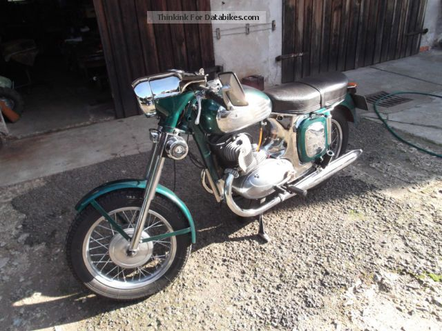 Jawa  350 cc 1963 Vintage, Classic and Old Bikes photo