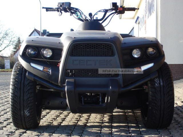 2013 Cectek  Quad drift 500 T5 Motorcycle Quad photo