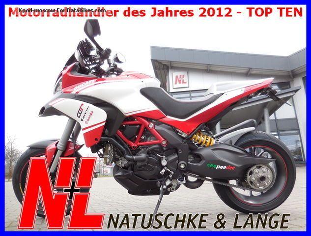 2013 Ducati  Multistrada 1200 Pikes Peak Extras! look at Motorcycle Sport Touring Motorcycles photo