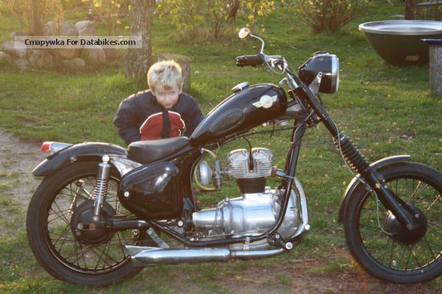 Simson  Awo Sport Tour motor, motorcycle, chopper, vintage car 1960 Vintage, Classic and Old Bikes photo