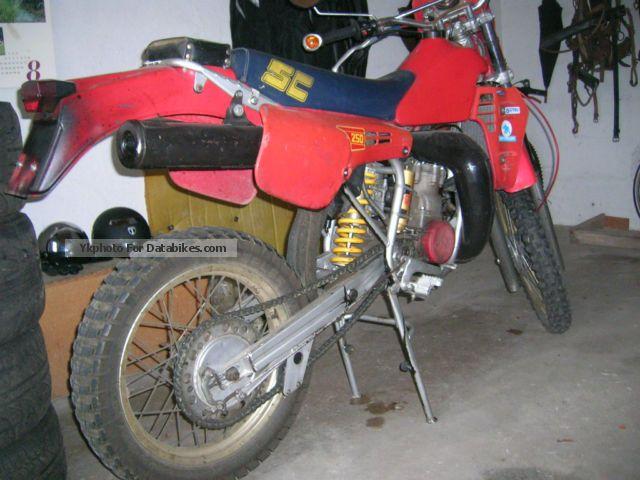 1984 Maico  GS 250 Motorcycle Enduro/Touring Enduro photo