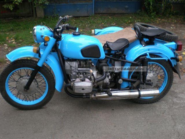 1976 Ural  dnepr mt 10 Motorcycle Motorcycle photo