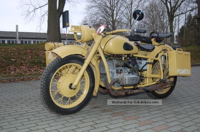 Ural  Dnepr MT 16 1971 Vintage, Classic and Old Bikes photo
