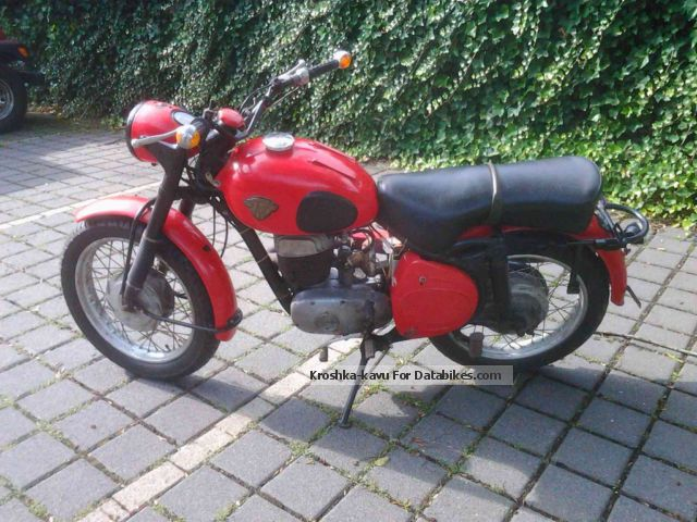 Maico  M 250 / B (civil works, no BW) 1964 Vintage, Classic and Old Bikes photo