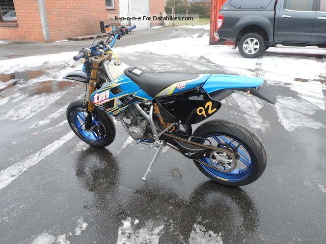 2003 TM  Supermoto 400 (+3 years warranty!) Of OSTaSIDE Motorcycle Super Moto photo