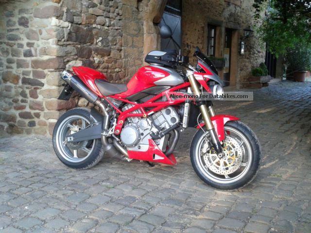 2010 Moto Morini  Corsaro 1200 Motorcycle Naked Bike photo