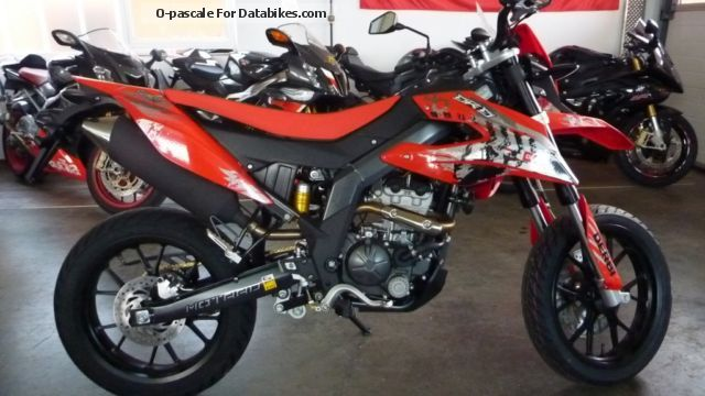 2012 Derbi  DRD125SM Supermoto Model 2014 Special Price Motorcycle Super Moto photo