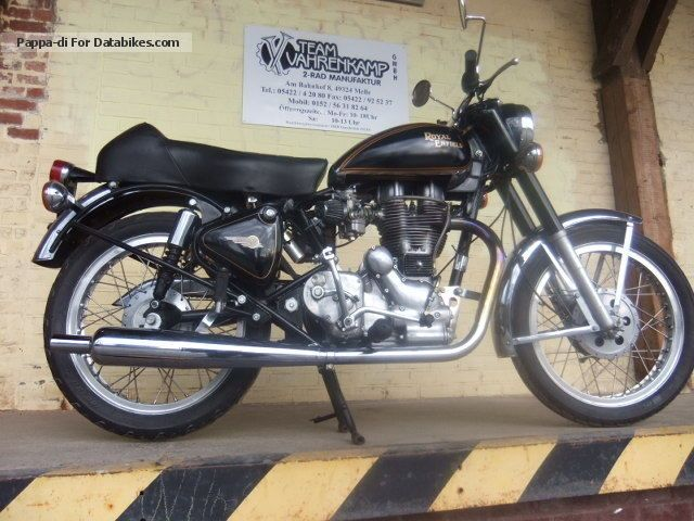 1998 Royal Enfield  Super Bullet 624ccm 37 PS Motorcycle Motorcycle photo