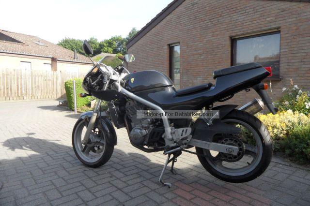 1994 Mz  Scorpio 660 Motorcycle Motorcycle photo