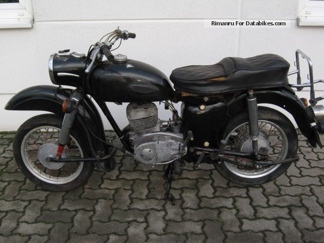 1965 Mz  175/1 Motorcycle Motorcycle photo