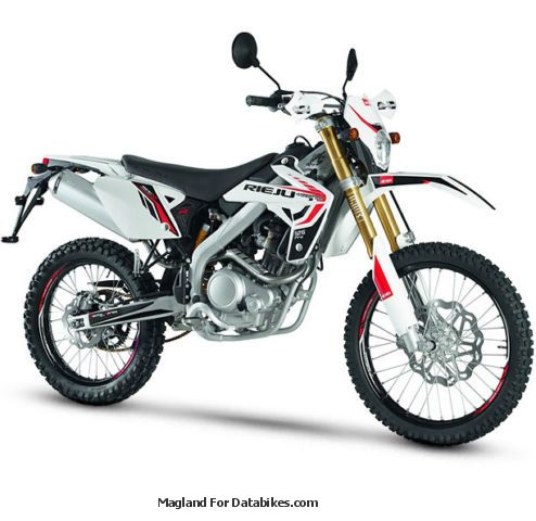 2012 rieju enduro 125cc with yamaha motor wr. Black Bedroom Furniture Sets. Home Design Ideas