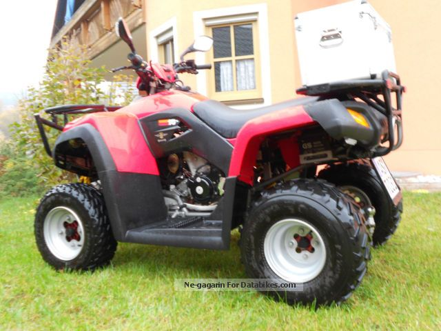 2011 Dinli  Masai Motorcycle Quad photo