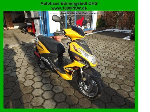 2009 Lifan  LF50QT-26A Motorcycle Scooter photo
