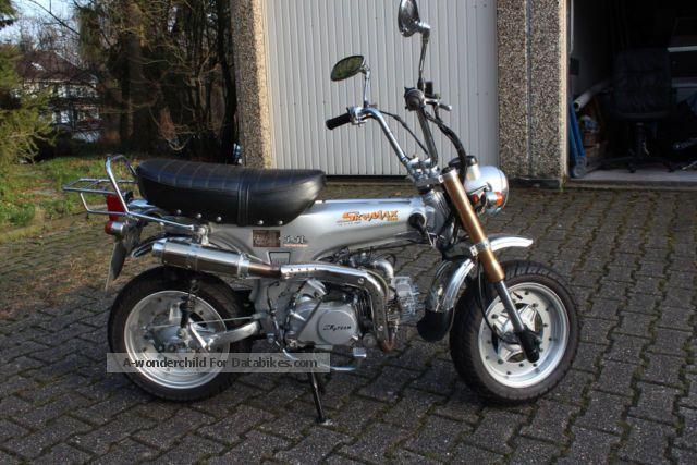 2012 Skyteam  Pro 125cc Motorcycle Motorcycle photo