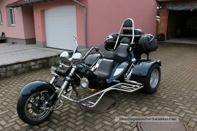 Boom  Chopper 2012 Trike photo