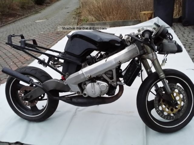 1988 Cagiva  Mito Seevenspeed Evolution Motorcycle Sports/Super Sports Bike photo