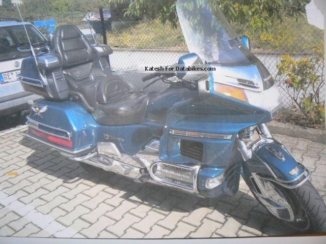 Honda gold wing gl 1500 1995 honda