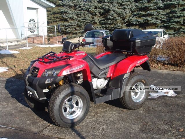 2007 Explorer  Taurus 300 Motorcycle Quad photo