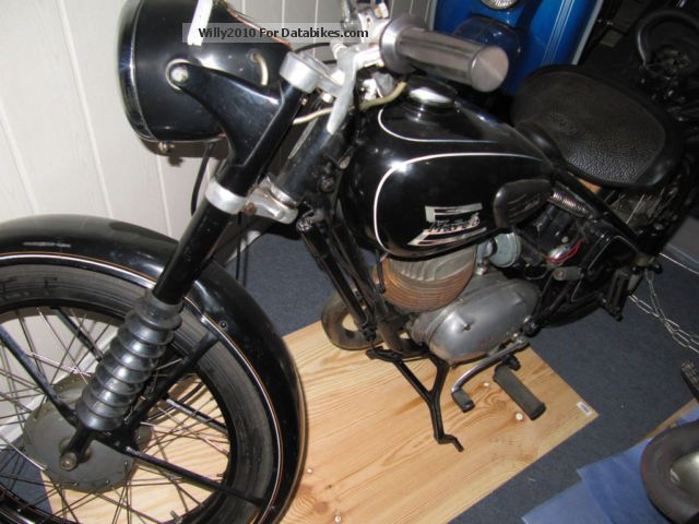 Maico  M 175 in original condition 1A + condition 1953 Vintage, Classic and Old Bikes photo