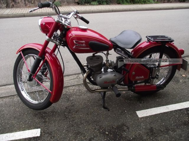 Maico  151 1952 Vintage, Classic and Old Bikes photo