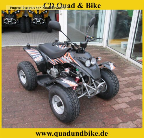 2013 SMC  Barossa Rex 50 Aspen Motorcycle Quad photo