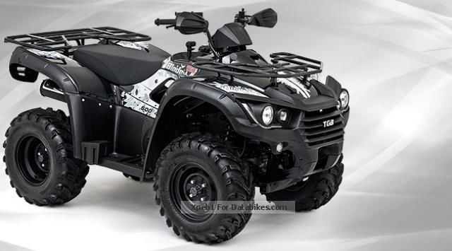 TGB  Blade 500R FL 500 4x4 LoF 2012 Quad photo