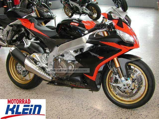 2013 Aprilia  RSV4 Factory APRC ABS incl full insurance! Motorcycle Sports/Super Sports Bike photo