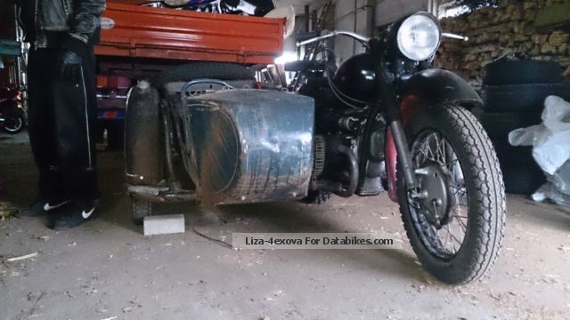 1979 Ural  Dnepr K750 Motorcycle Motorcycle photo