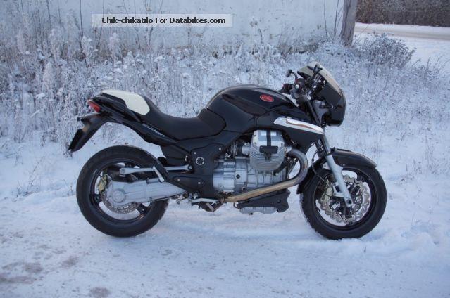 2007 Moto Guzzi  1200 Sport 2007 Motorcycle Motorcycle photo