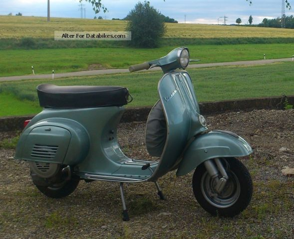 Vespa  50 L with 75 cc 1967 Vintage, Classic and Old Bikes photo