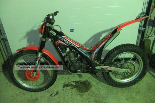2009 Gasgas  TXT 280 PRO Motorcycle Other photo