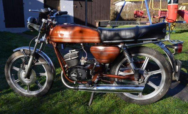 Hercules  Garelli Sport 40S similar to Supra 4 1978 Vintage, Classic and Old Bikes photo