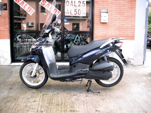 2009 Peugeot  LXR 200 Motorcycle Scooter photo