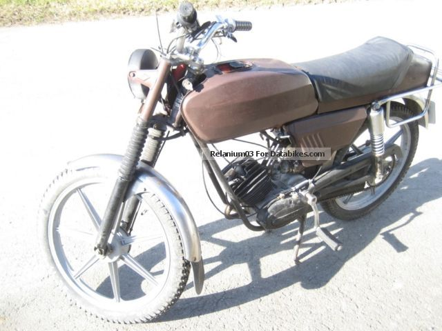 1980 Herkules  Prima G3 Motorcycle Motor-assisted Bicycle/Small Moped photo