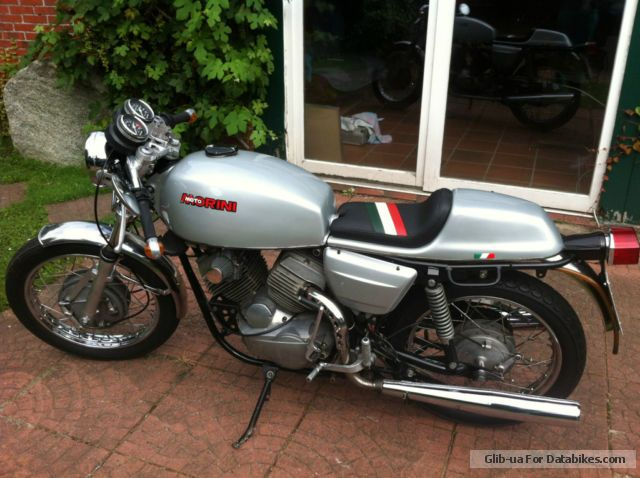 Moto Morini  3 1/2 1973 Vintage, Classic and Old Bikes photo