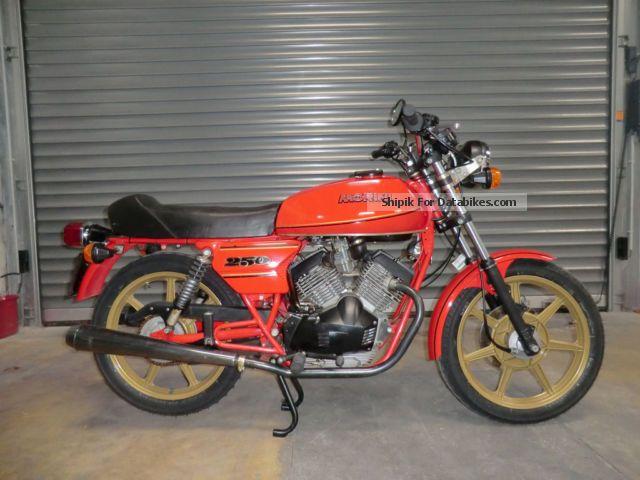 1980 Moto Morini  250 2C Motorcycle Motorcycle photo
