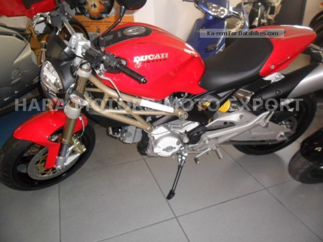 2013 Ducati  moster 696 Anniversy abs Motorcycle Naked Bike photo