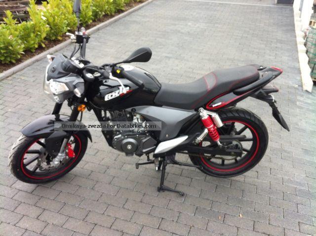 2012 Generic  KSR MOTO code 125 from 29,99 € * Motorcycle Motorcycle photo