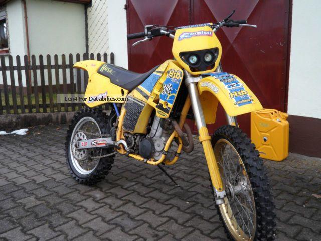 Husaberg  FE 501 1996 Dirt Bike photo