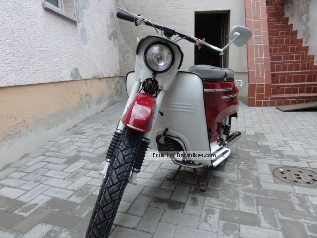Jawa  50 Type 20 1970 Vintage, Classic and Old Bikes photo