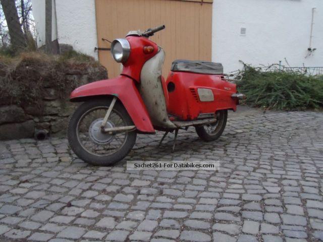 Jawa  tatran 1968 Vintage, Classic and Old Bikes photo