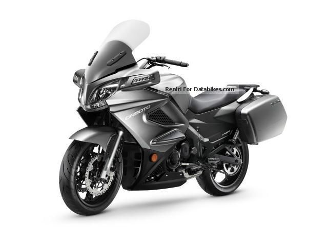 2012 CFMOTO  Others TK 650 Motorcycle Sport Touring Motorcycles photo