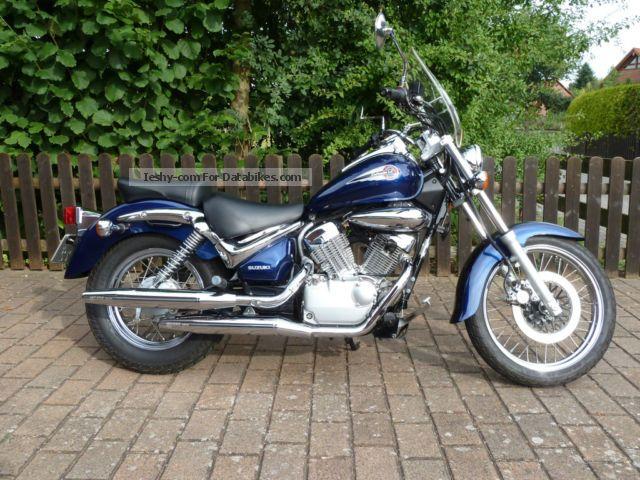 2012 Suzuki  Intruder VL 125 Motorcycle Chopper/Cruiser photo