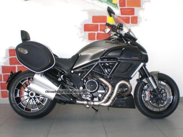 2013 Ducati  Diavel Strada ABS Motorcycle Motorcycle photo