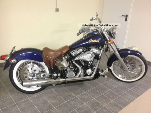 2012 Indian  Scout Motorcycle Chopper/Cruiser photo