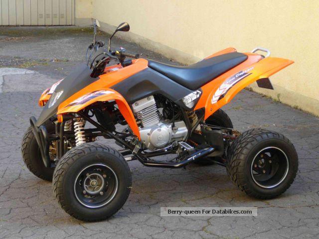 2010 SMC  C 300L CE-W Motorcycle Quad photo