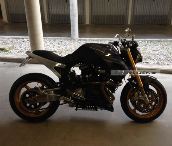2000 Buell  X1 Special Motorcycle Motorcycle photo